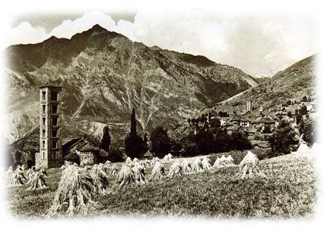 Valles Taüll Pirineos