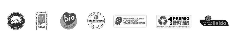 logotipos y certificaciones